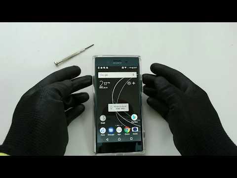 on sale 38bd6 4202e ⏩ 😎 Spigen Clear Hybrid Case for Xperia XZ Premium 💓 film #ASMR ...