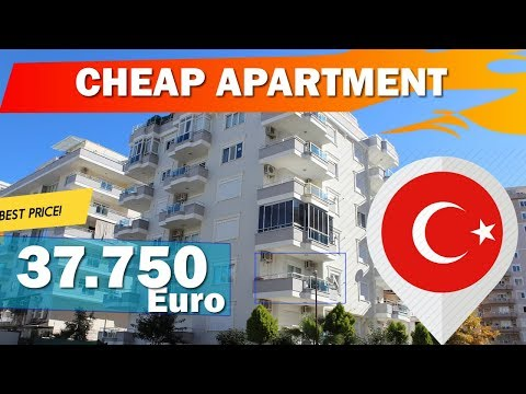 CHEAP APARTMENT IN TURKEY ALANYA