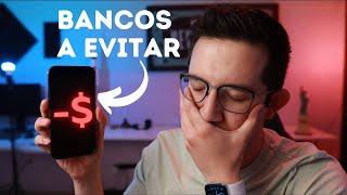 Estos son los PEORES bancos en México