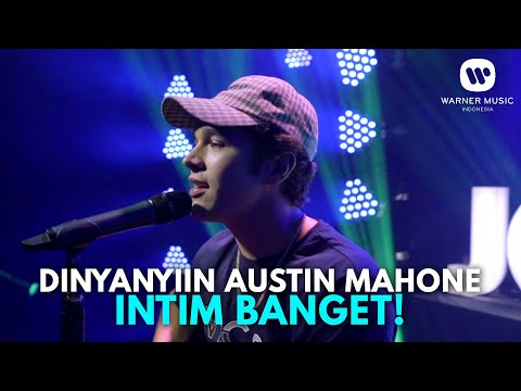 [INTIMATE SHOWCASE - AUSTIN MAHONE] BETTER WITH YOU