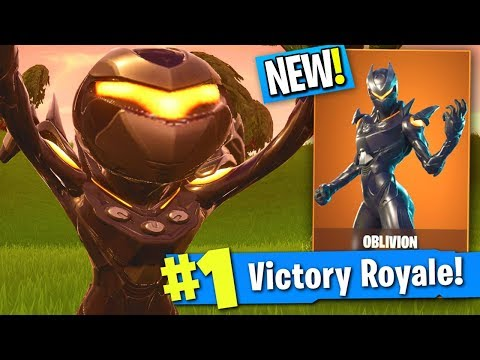 The FEMALE OMEGA SKIN IS HERE... (17 Kill Solo Victory Royale