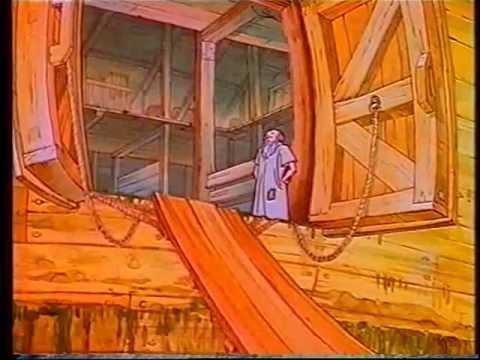 Noas ark - tegnefilm