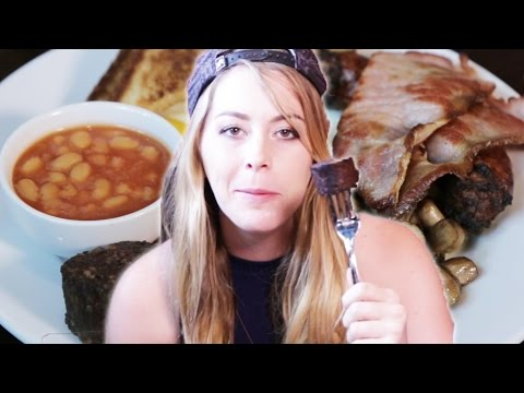 Thumbnail: Americans Try An English Breakfast For The First Time