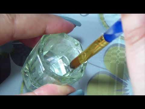 Как называется жидкость для акриловой пудры