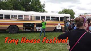 Colorado's 3rd Tiny House Festival - Highlights 2019