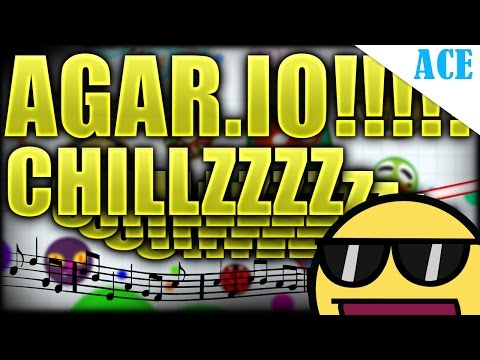 Agario | Agario put to music!! | Relax and Watch!! .io games!!