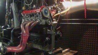 VW Golf 1 Gti Motor (DX) mit Einzeldrossel