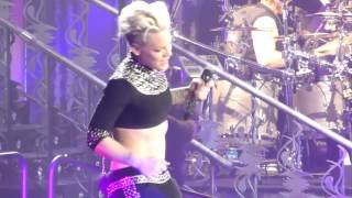 P Nk Leave Me Alone I 39 m Lonely Live Dortmund Germany.mp3