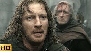 Осгилиат отступает в Минас Тирит. Властелин колец: Возвращение короля.