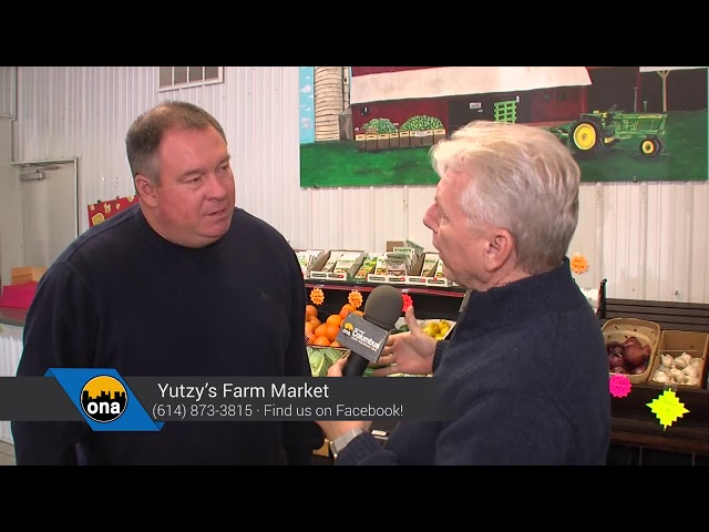 Yutzy's Farm Market on Out n About Columbus 3/11/2018