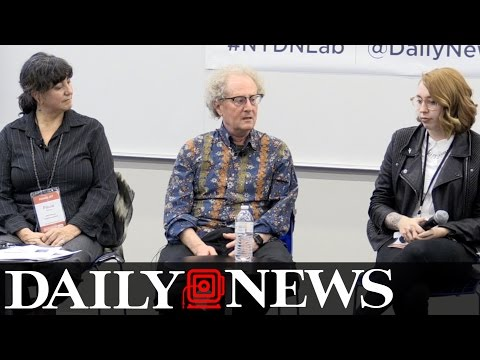 Daily News Innovation Lab: Design's Impact on Today's Political & Media Landscape (Full Panel)