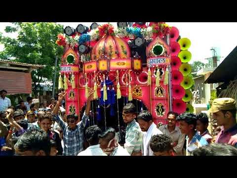 Ambada Ganpati festival.2017