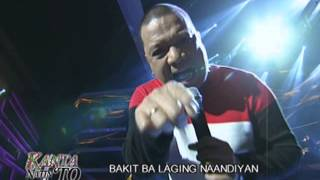 Mitoy sings 'BULAG' from 'Voice PH' album