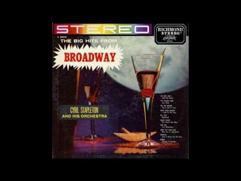 Cyril Stapleton - The Big Hits From BROADWAY GMB