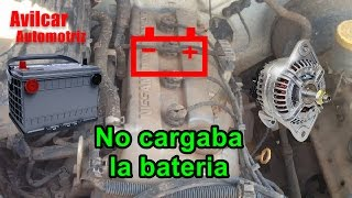 Video No era la bateria ni el alternador Avilcar Automotriz download MP3, 3GP, MP4, WEBM, AVI, FLV April 2018