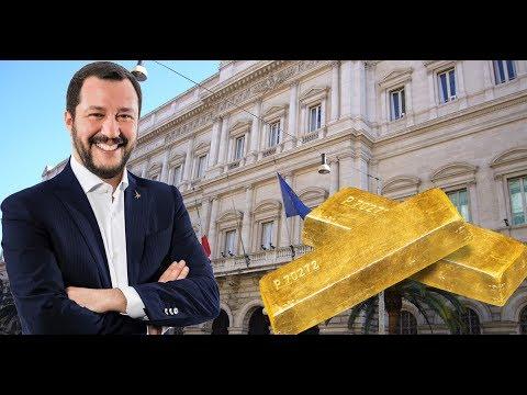 Salvinis Kampf für Italien: Gegen EU und Zentralbank!