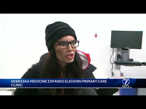 Open house held for new Elkhorn clinic
