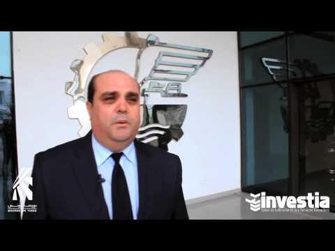Investia 2014 : interview de M. Anouar Brahem