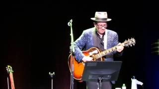 Elvis Costello sings Love Field