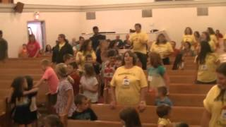 Vacation Bible School 2015-EVEREST