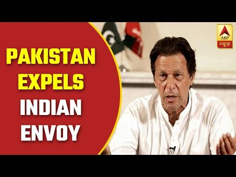 Pakistan Expels Indian Envoy, Suspends Trade With India | ABP News