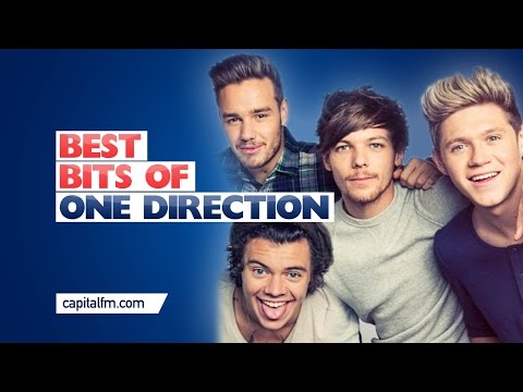 One Direction's Best Bits