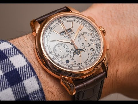 The Ten World's Top 10 Most Expensive Watch Brands 2019. Top Ten Luxury Watch Brands In The World