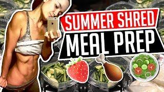 SUMMER SHRED MEAL PREP │ Gauge Girl Training