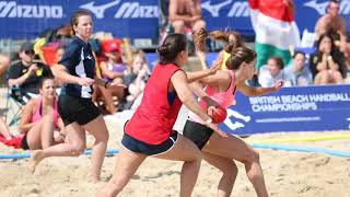 iPro Sport British Beach Handball