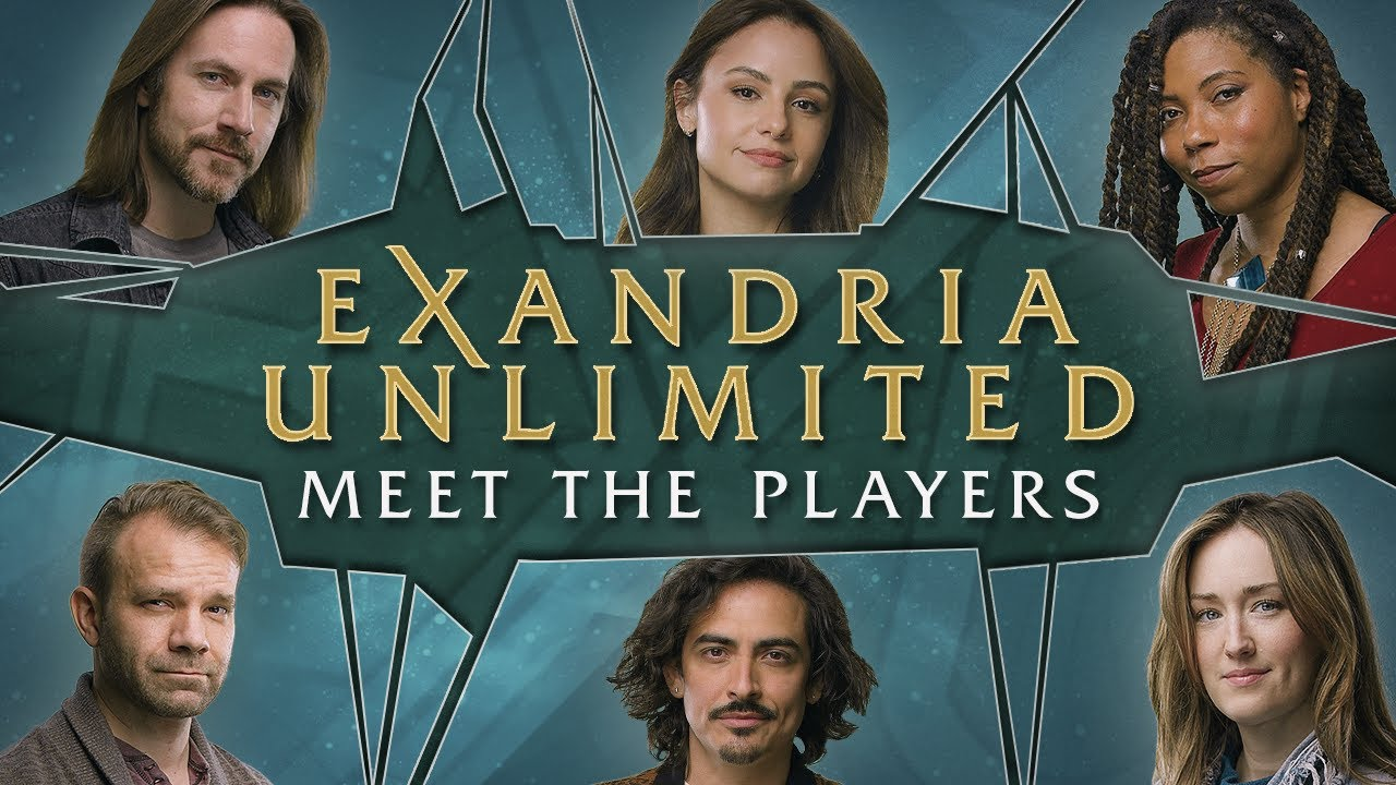 Exandria Unlimited: Meet the Players