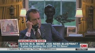 CNN: Fox News conceived during Nixon years?