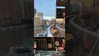2019.9.17 東京モノレール 区間快速 天王洲アイル駅 → モノレール浜松町駅