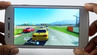 micromax canvas 4 a210 gaming review real racing 3 asphalt 7 heat fast furious 6 more