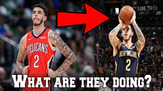 Why Lonzo Ball's NBA Career is BEING RUINED BY THE NEW ORLEANS PELICANS