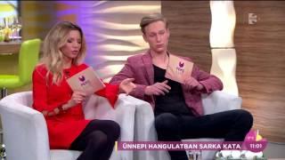 Sarka Kata gyermekei apjuk nélkül karácsonyoznak - tv2.hu/fem3cafe