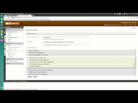 WSO2 Identity Server 5.0.0 Federated Authentication with Facebook