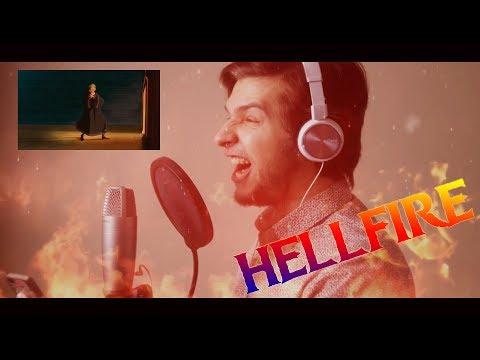 HELLFIRE - Hunchback Of Notre Dame Cover (Адское Пламя - Ария Фролло)