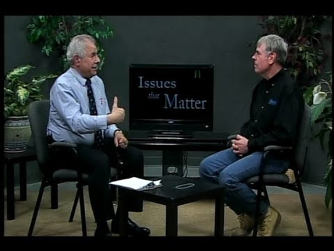 ISSUES THAT MATTER  With Special Guest  SHAWN MOODY