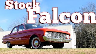 Regular Car Reviews: 1960 Ford Falcon (stock)