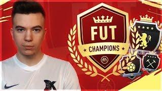 ???? CHORY FIFACZ GRA FUT CHAMPIONS *ZOBACZ NAGRANIE*   FIFA 19 stream - Na żywo