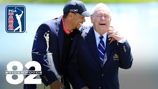 Tiger Woods wins 2013 Arnold Palmer Invitational | Chasing 82