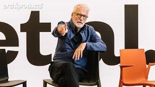 Salone del Mobile 2019 | ET AL. - Marc Sadler, Gianfranco Tonti presentano la sedia Palau e il Brand