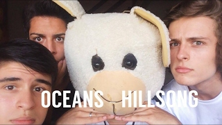 Oceans Hillsong 4life Cover