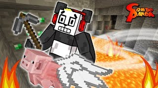 MINECRAFT MONDAY ! HYPIXEL PARTY GAMES! Let's Play Minecraft Minigames with Combo Panda!