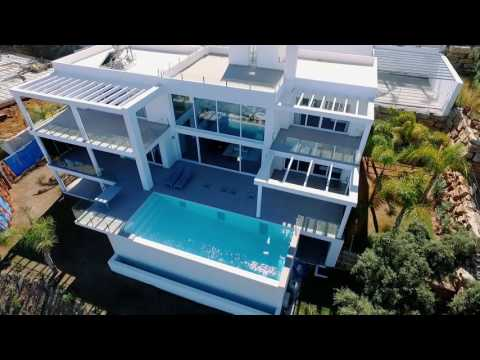 Modern villa for sale in the hills above Marbella, SPAIN