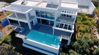 Modern villa for sale in the hills above Marbella, SPAIN