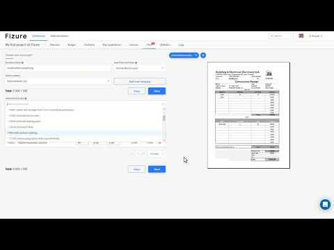 Fizure - Budget tracking & Construction Project Financials Management Software