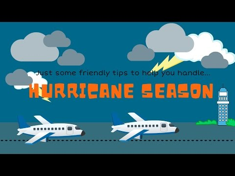 InsureMyTrip Tips for Traveling During Hurricane Season