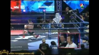 Buakaw Banchamek (Thailand) VS Malik Watson (USA)  Max Muay Thai  World Champion 2013