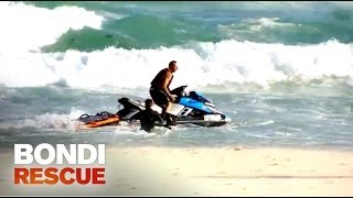 Swimmer Vanishes at Bondi Beach | Bondi Rescue S9